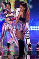 ariana grande ed sheeran victorias secret fashion show 18