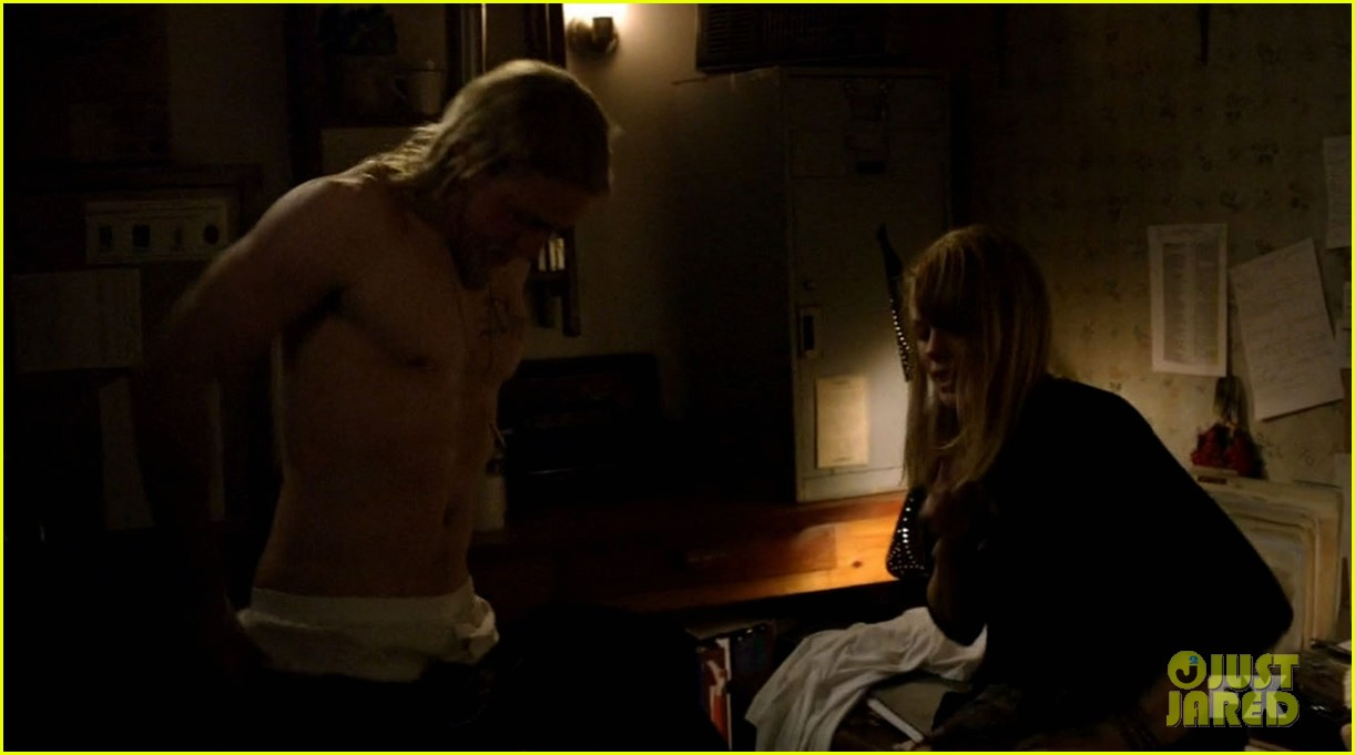 Famous girls from sons of anarchy naked