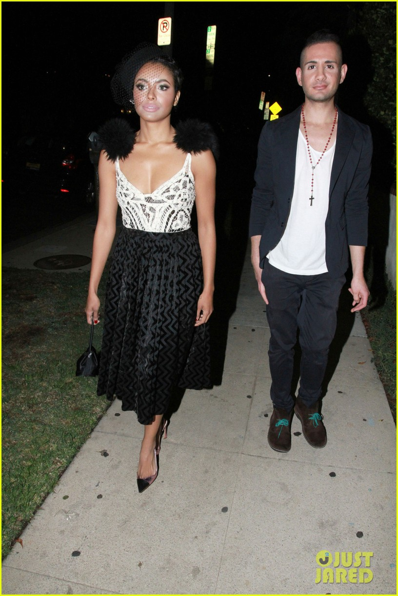 kat graham and her boyfriend