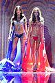 adriana lima alessandra ambrosio walk the runway in fantasy bras 02