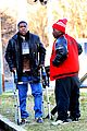 tracy morgan uses his walker after his case against walmart moves forward 07