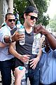 paul wesley buff arms sightseeing brazil 06