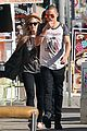 ashlee simpson evan ross sunday shopping sweethearts 08
