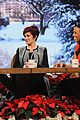pregnant carrie underwood plays carrie oke on the talk 09