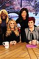 pregnant carrie underwood plays carrie oke on the talk 11