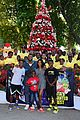 gabrielle union dwyane wade get their charity on at santas enchanted 06