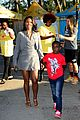 gabrielle union dwyane wade get their charity on at santas enchanted 10