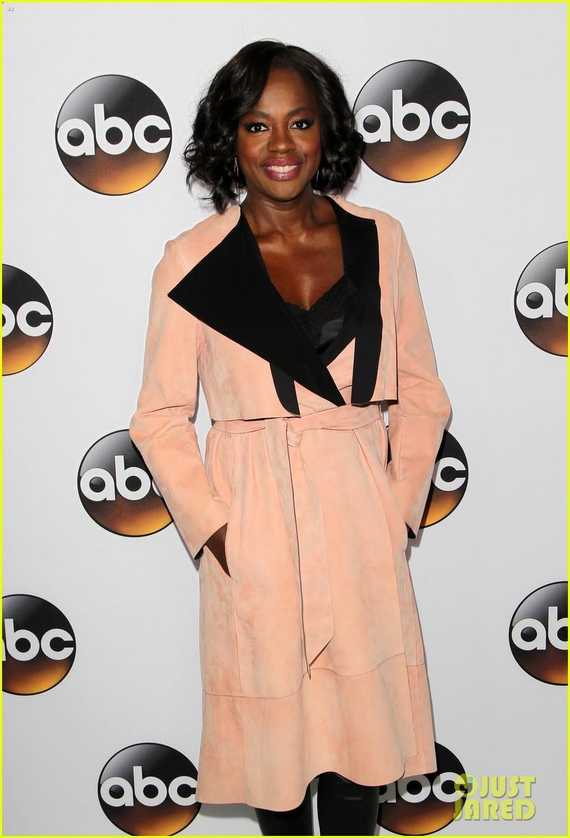 Viola Davis & \'Murder\' Cast Hit the TCA Winter Press Tour with ...