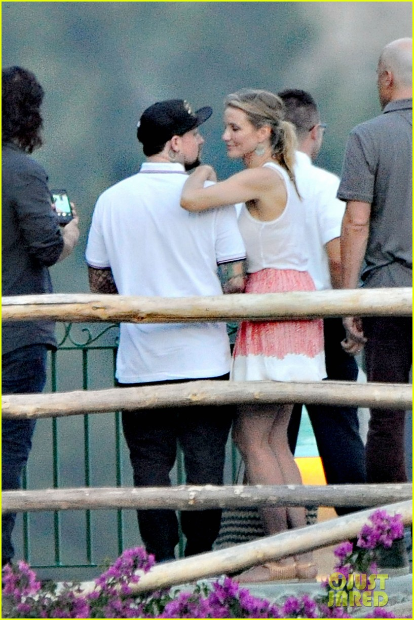 Cameron Diaz Is Married to Benji Madden
