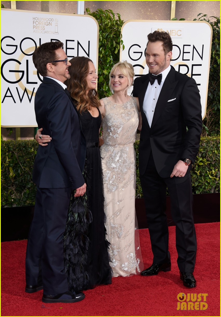robert downey jr chris pratt golden globes 2015 073278394