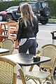 hilary duff works out before coffee 24