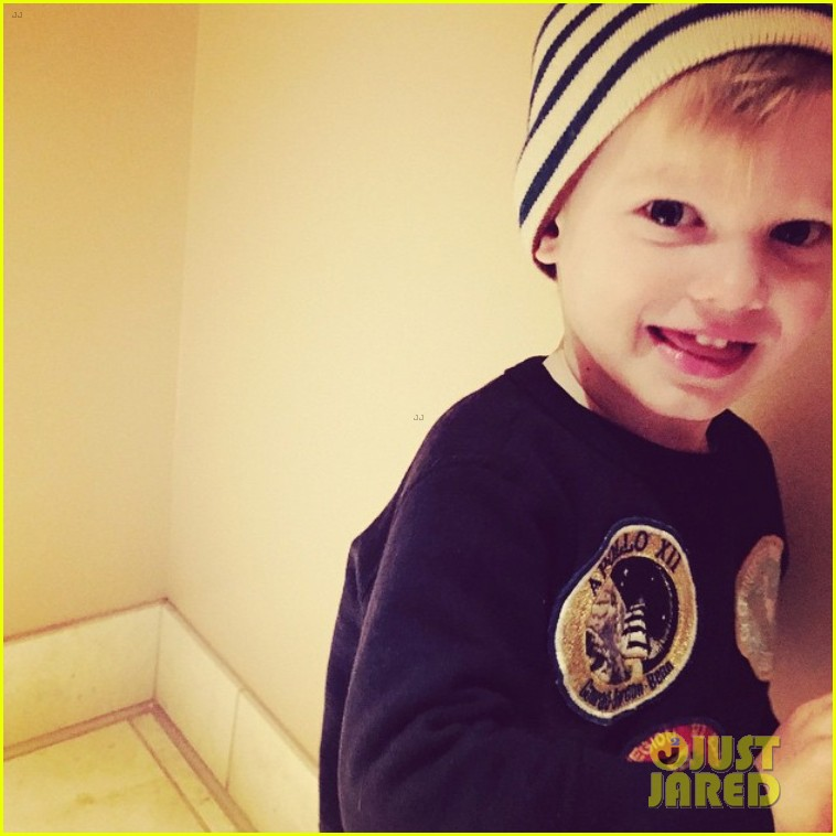 Hilary Duff's Adorable Son Luca Is Almost Three Years Old