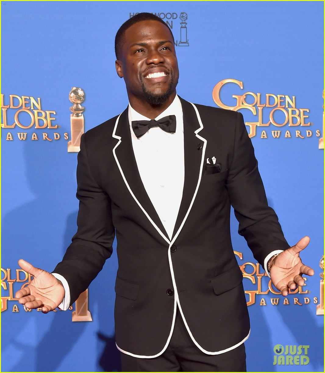 Kevin Hart And Fiance 2015