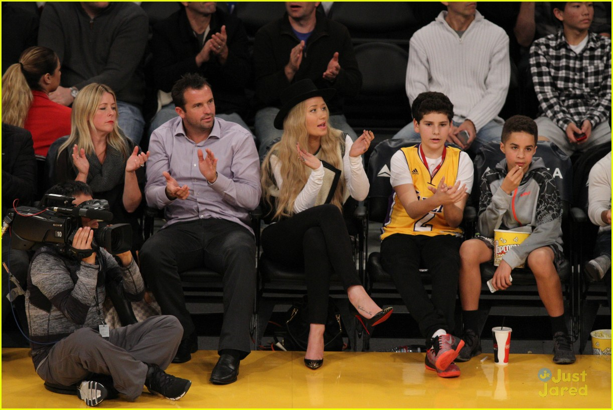 Nick Young Son And Iggy