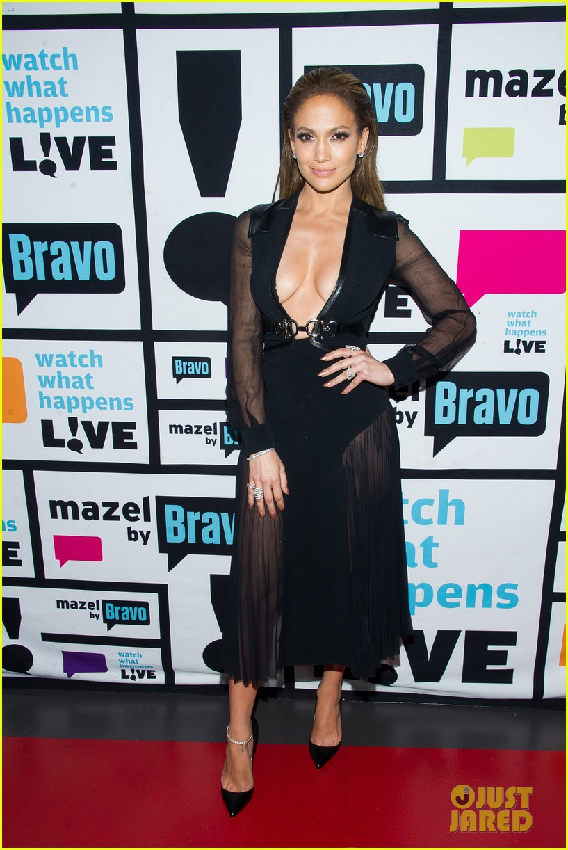 jennifer lopez ryan guzman watch what happens live 013286401