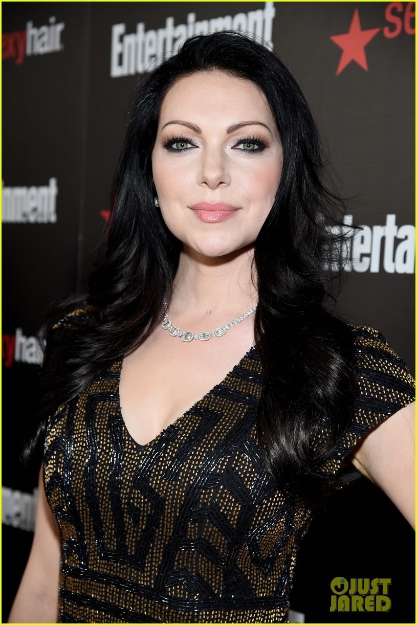 Laura Prepon & 'OITNB' Cast Party with EW Before SAG Awards: Photo