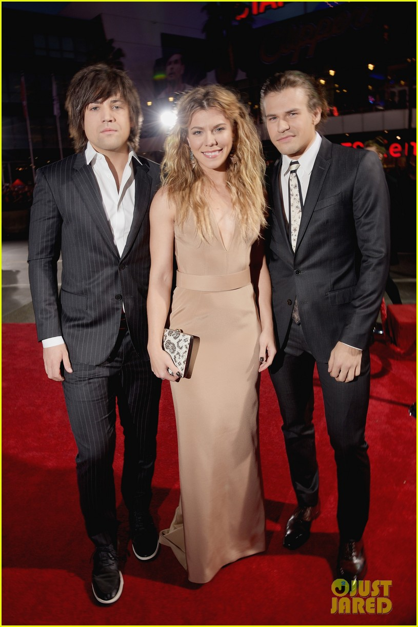 The Band Perry Make It A Family Affair At People S Choice