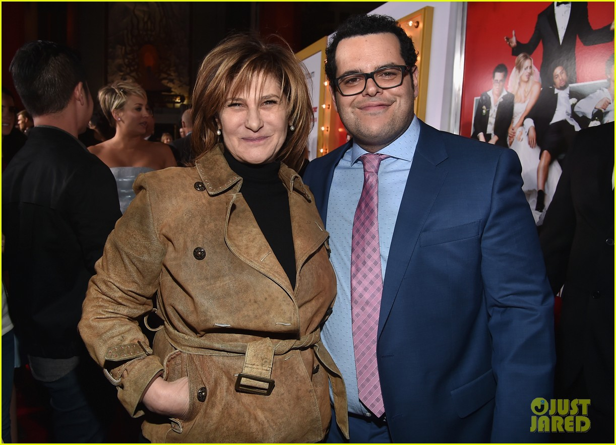 Wedding Ringer' Cast Gets Amy Pascal's Support at Premiere!