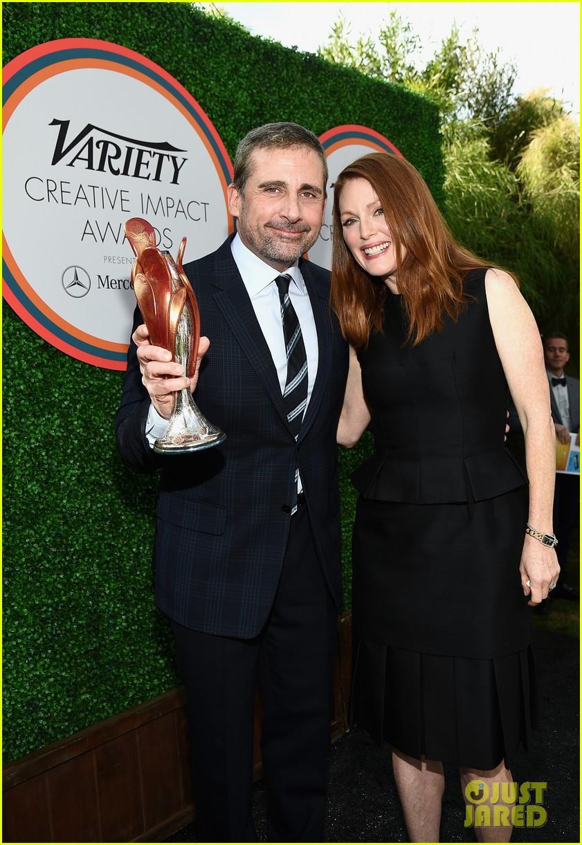 Steve Carrell to Star Alongside Julianne Moore, Ellen Page in LGBT Biopic