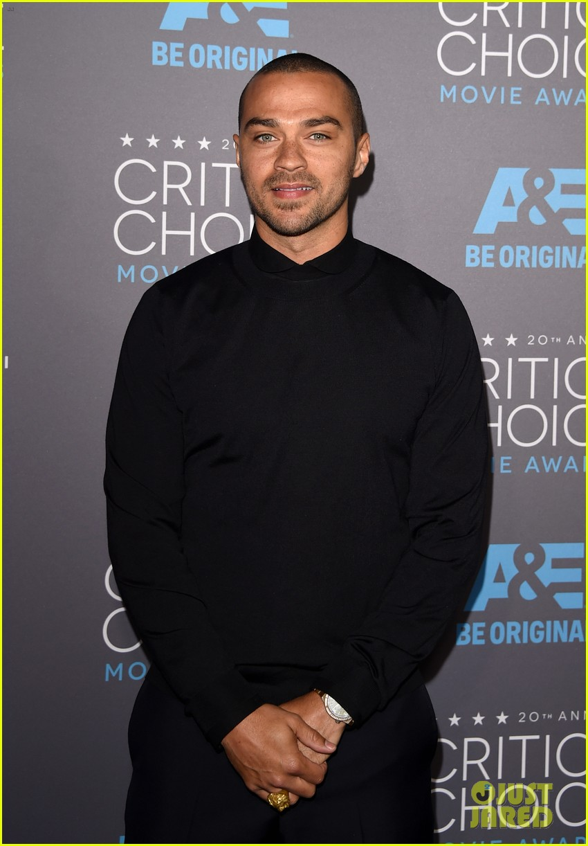 rosario dawson jesse williams 2015 critics choice awards 093281951