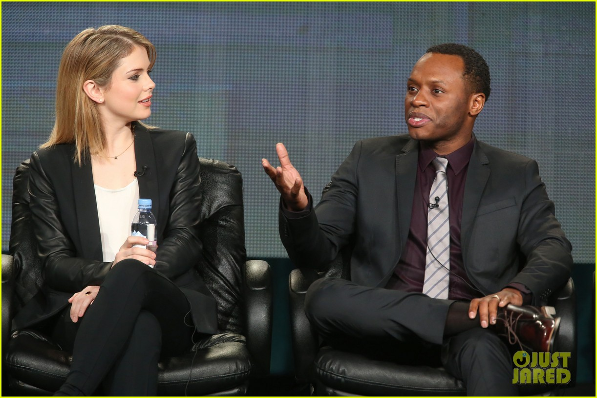 rose mciver izombie panel tca press tour 173277556