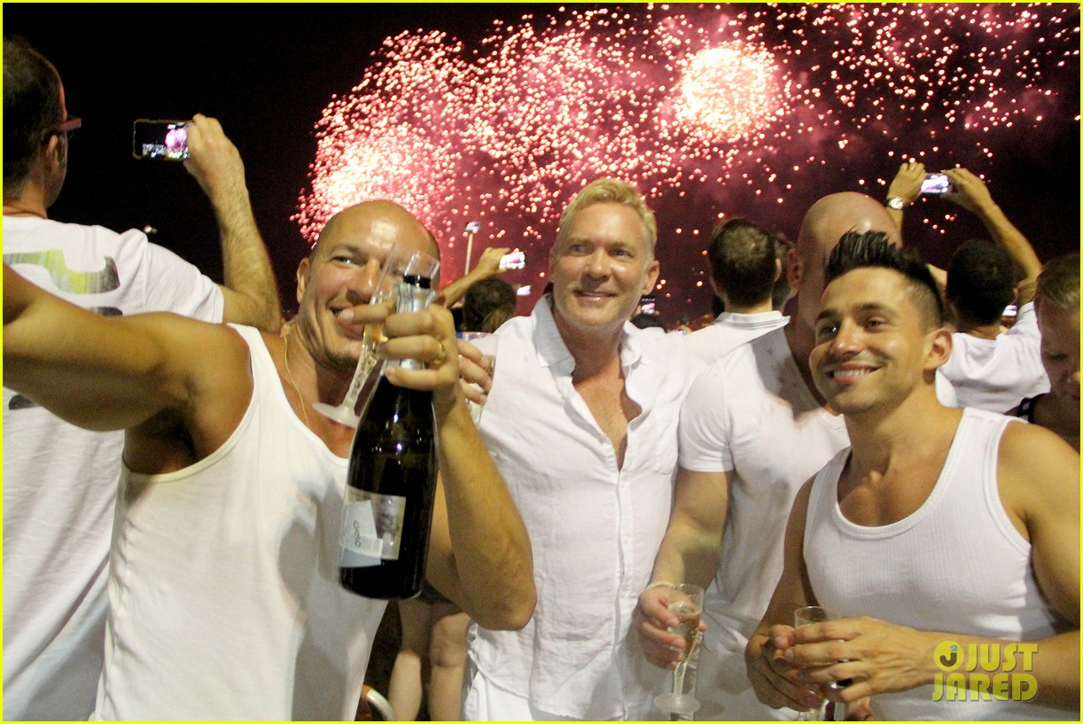 sam champion spends nye with bf 203271637