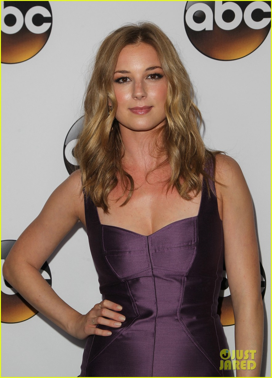 emily vancamp gets dolled up with revenge cast for tca press tour 053281111