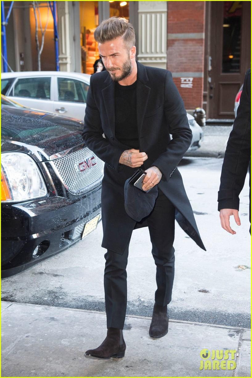 Victoria Beckham 39 S Family Supports Her Nyfw Fashion Show Photo 3305748 2015 New York Fashion