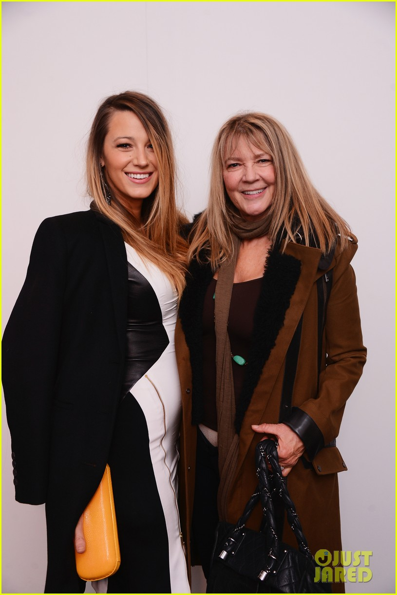 Blake Lively Makes Her First Official Appearance Since Giving Birth ...
