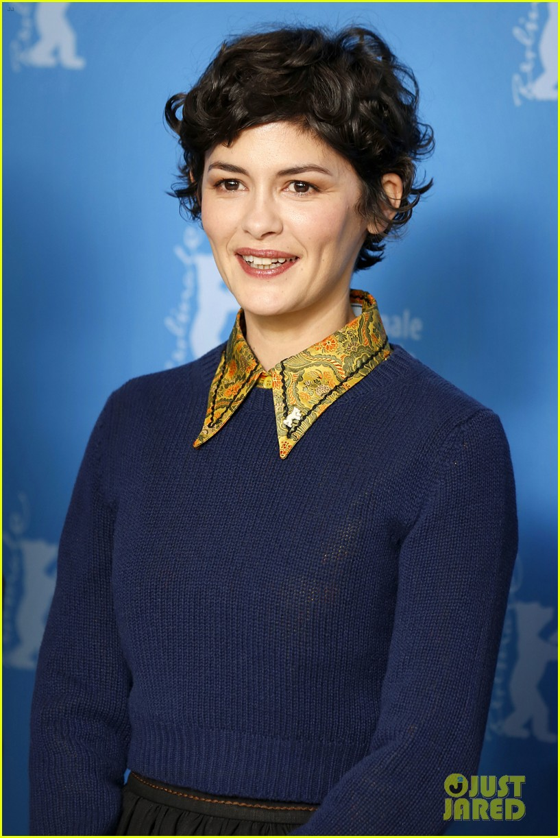daniel bruhl audrey tautou join jury members at berlin festival 023296291