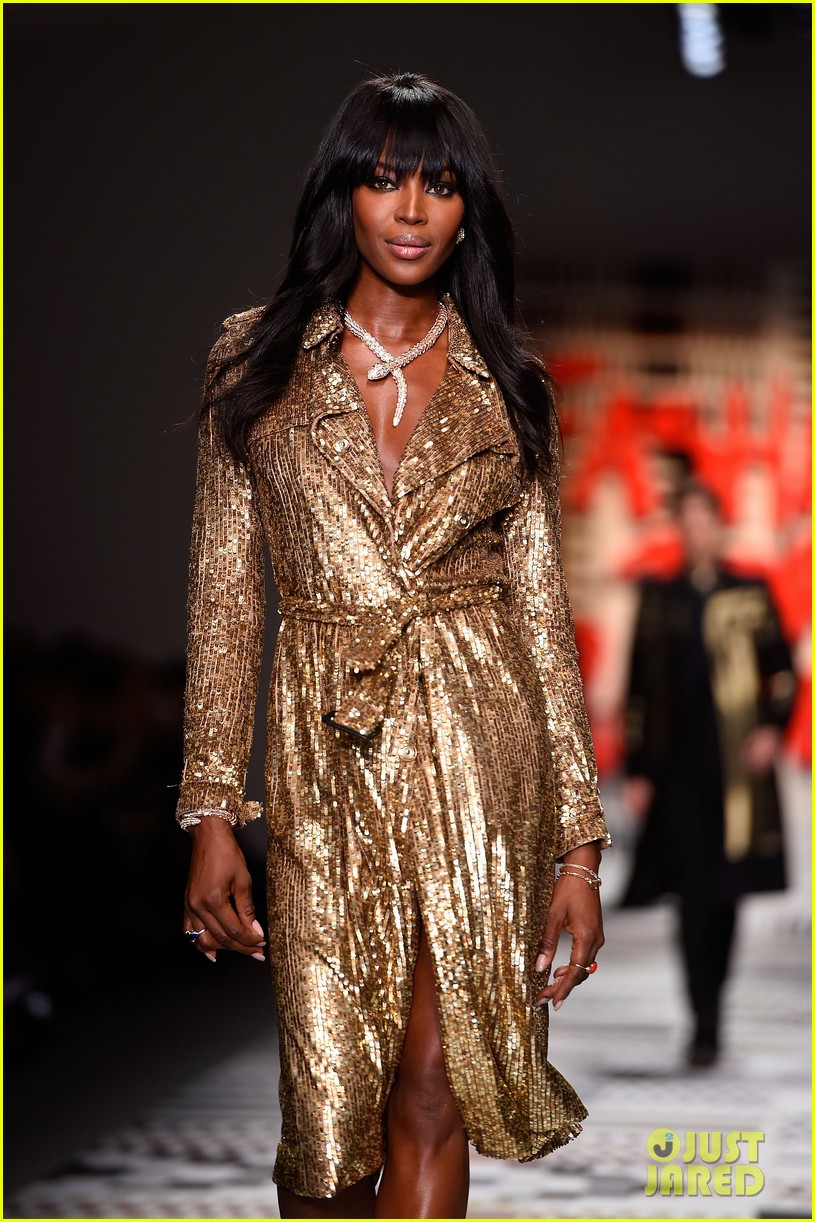 naomi campbell jourdan dunn more hit the runway at fashion for relief 153308732