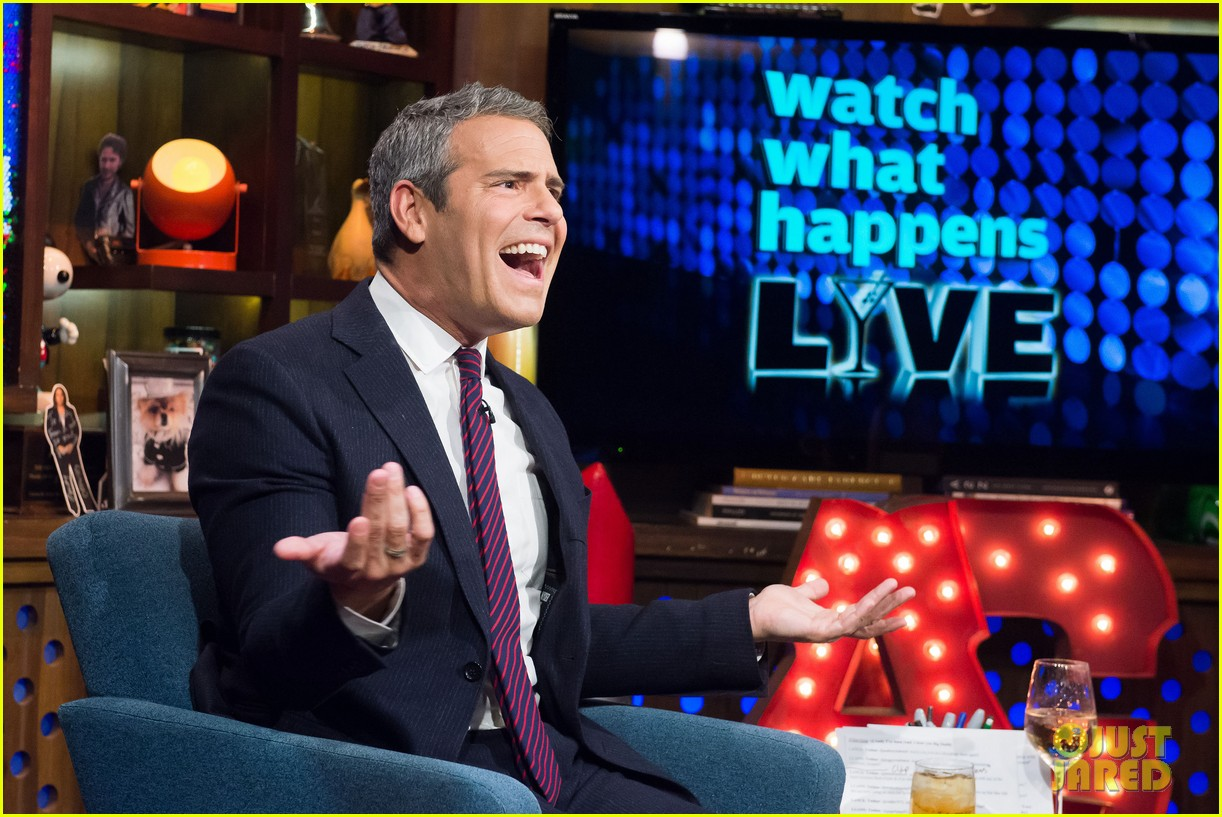 andy cohen slams real housewives ladies for my gays use 033296049