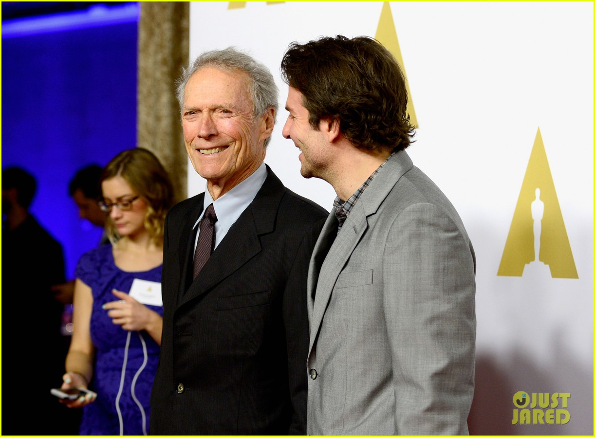Bradley Cooper Attends Oscars Luncheon on Anniversary of ... Bradley Cooper Death