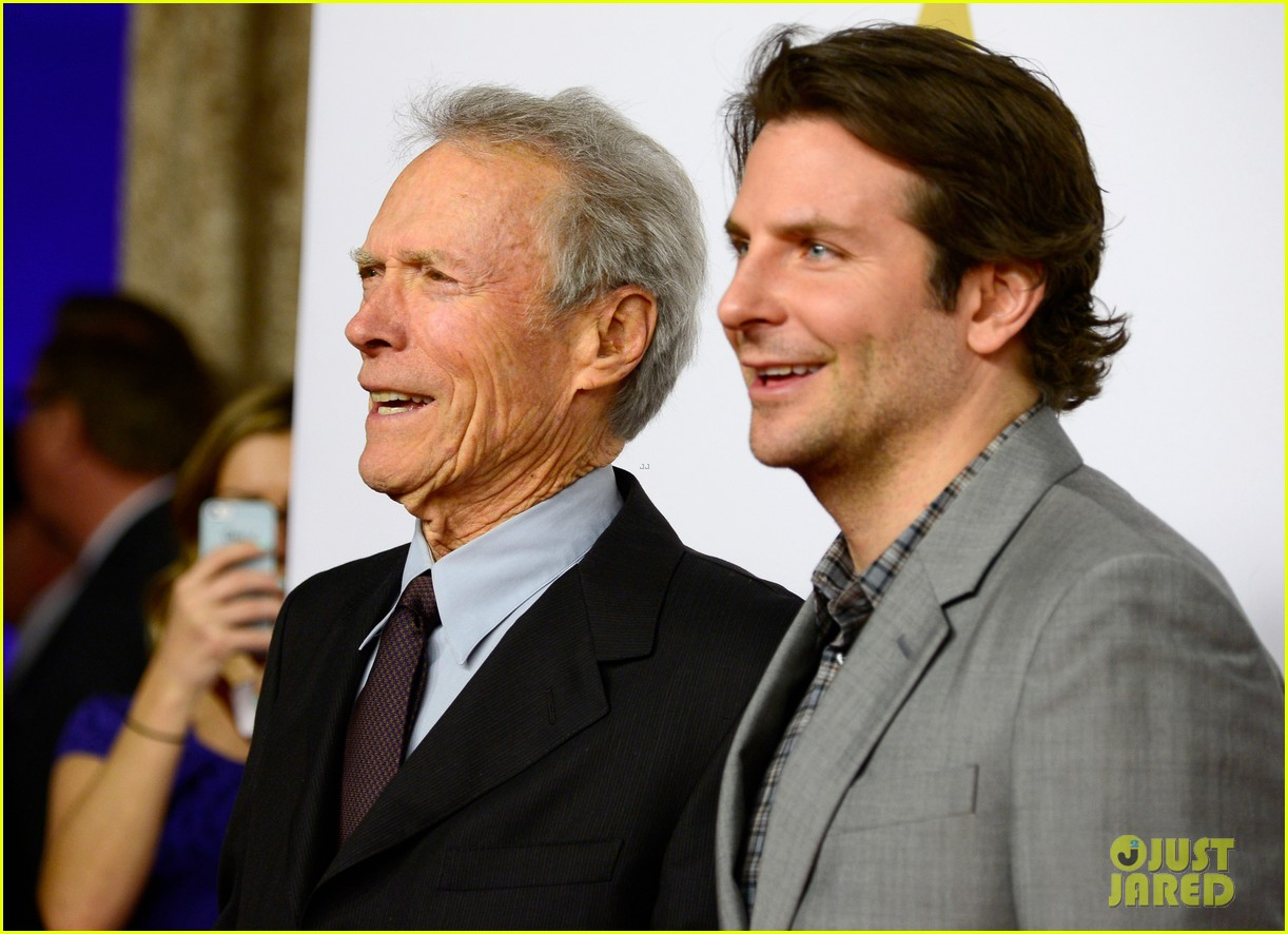 Bradley Cooper Attends Oscars Luncheon on Anniversary of Chris