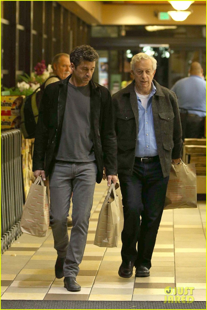 Patrick Dempsey Makes A Late Run For Groceries Photo 3310091