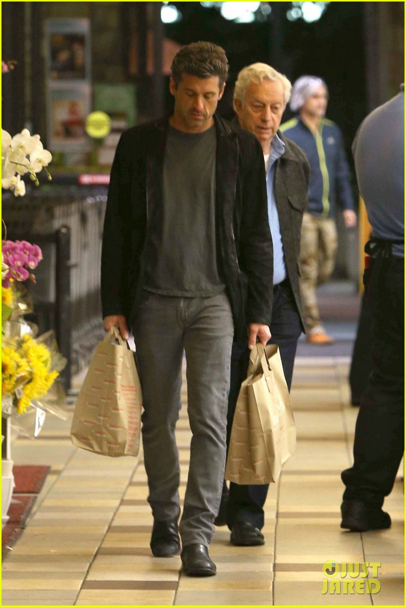 Patrick Dempsey Makes A Late Run For Groceries Photo 3310097