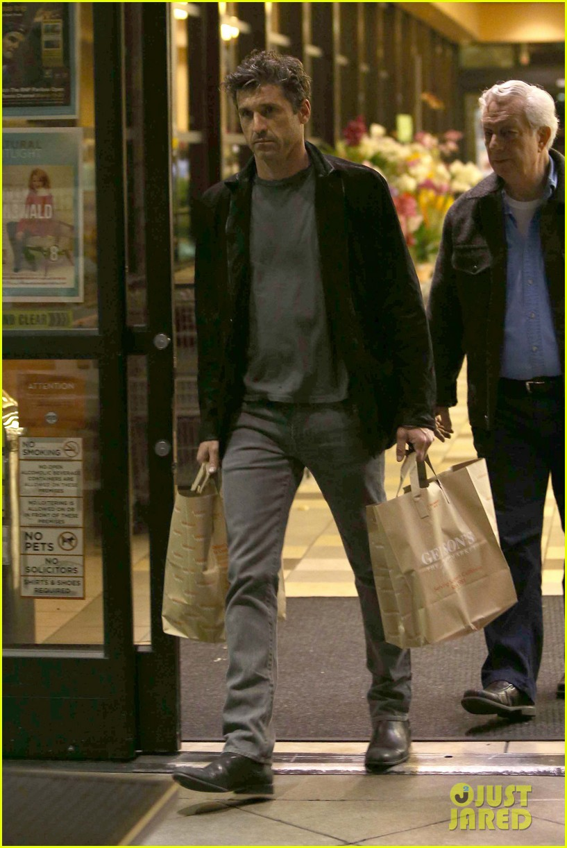 Patrick Dempsey Makes A Late Run For Groceries Photo 3310103