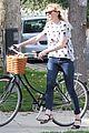 kirsten dunst goes for bike ride amid engagement rumors 10