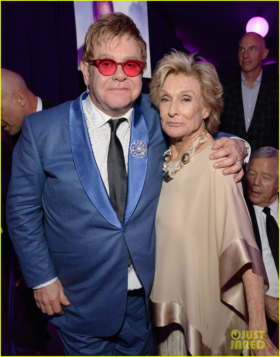 elton john hosts tons of celebs at his annual oscars party 193312503