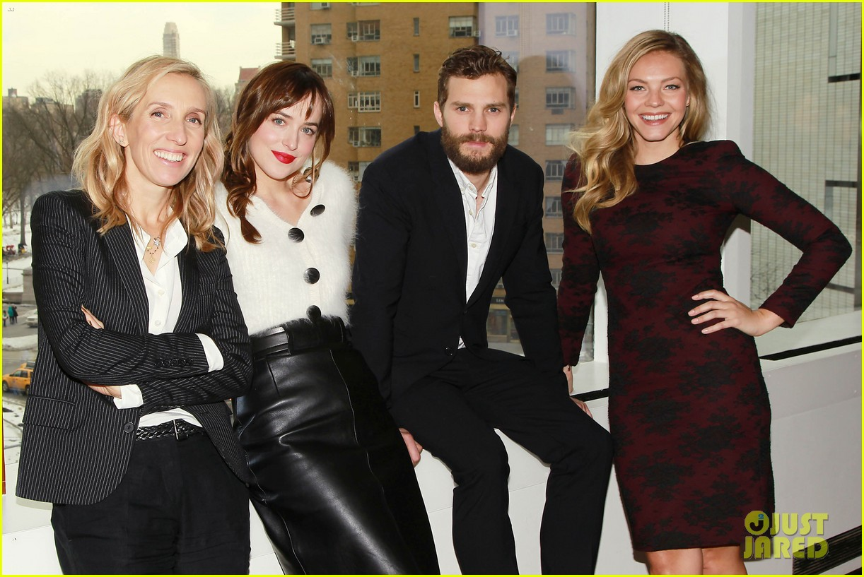 Fifty Shades Of Grey Cast Interviewed On Today Show Videos