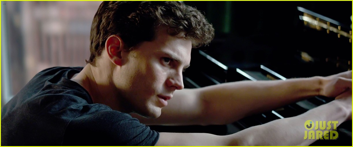 full sized photo of fifty shades of grey movie stills 32 photo 3297628 just jared. Black Bedroom Furniture Sets. Home Design Ideas
