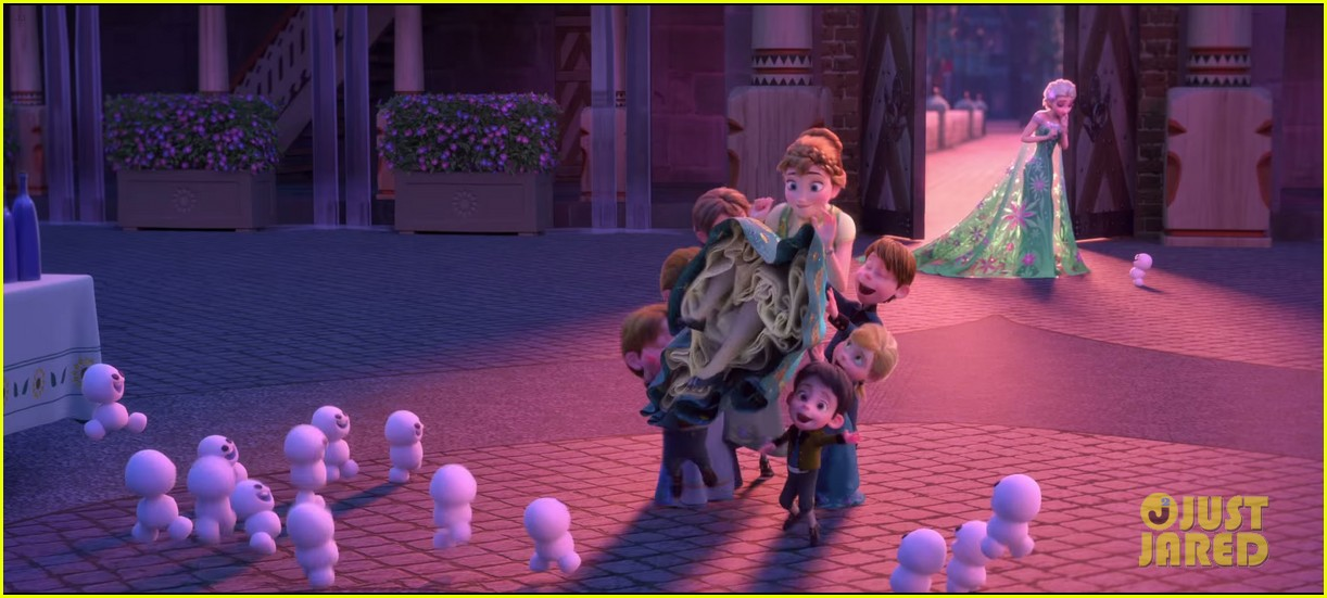 Watch The New Frozen Fever Trailer Now Photo 3314932