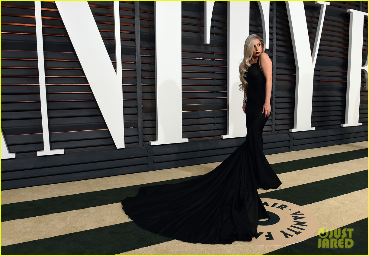 lady gaga vanity fair oscar 2015 01