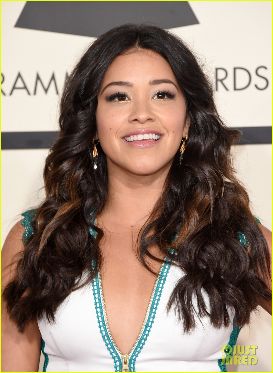 Gina Rodriguez Loved Sam Smith S Acceptance Speech At