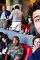kanye west sad selfie at super bowl 2015 goes viral 02