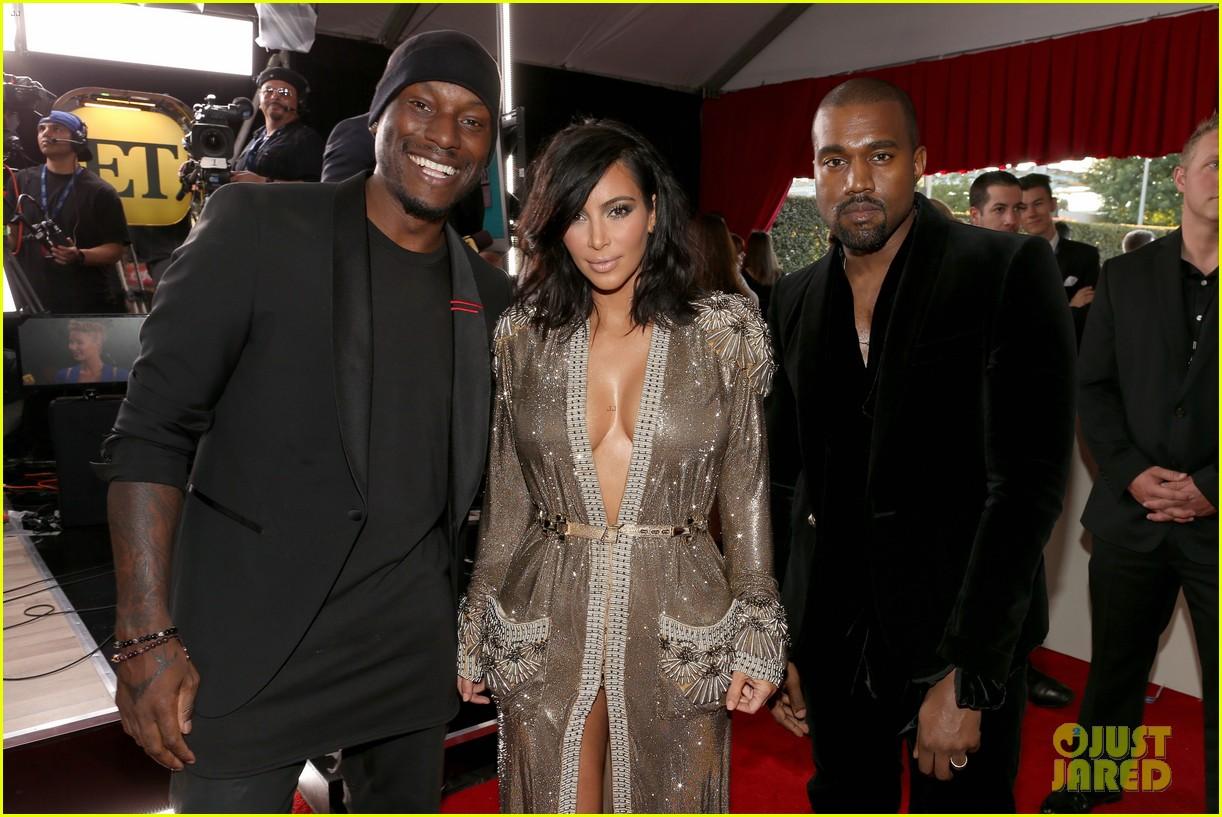 kim kardashian kanye west grammys 2015 133299418