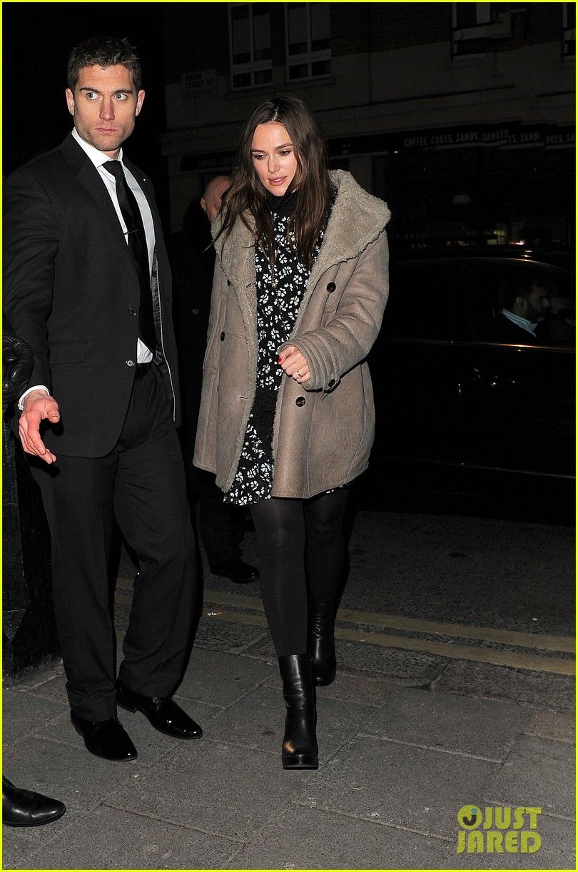 benedict cumberbatch keira knightly bafta nominee party 133298344