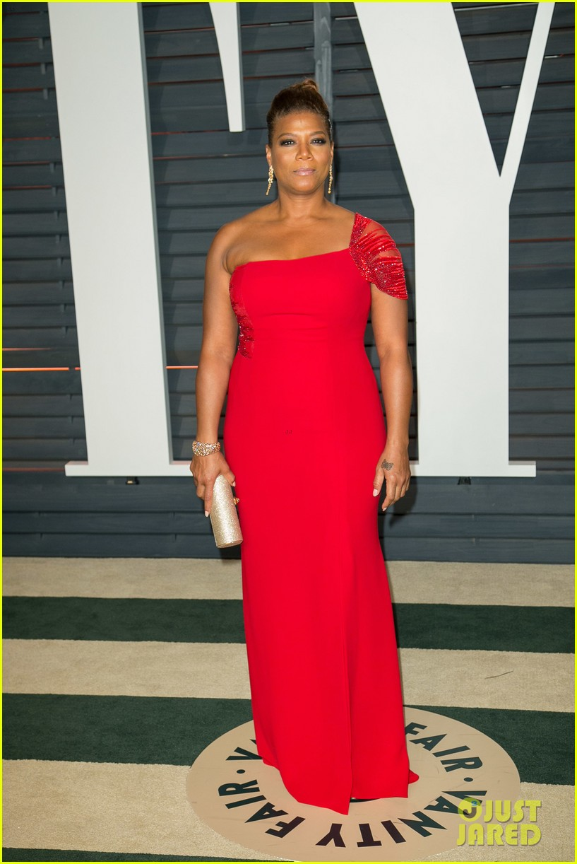 queen latifah courtney love oscars party 2015 013312370