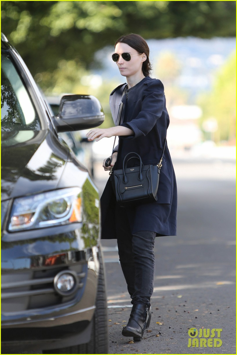 rooney mara reveals girl with the dragon tattoo sequel is not happening 073313886