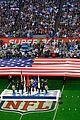 idina menzel national anthem super bowl 2015 06